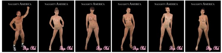 Naughty America Strip Club